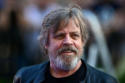Mark Hamill Star Wars Luke Skywalker Life Mask Mustache Older Wiser Jedi 5