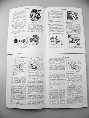 FARMALL M MV Tractor Service Manual Set Owner Operator Repair Shop Parts  Catalog