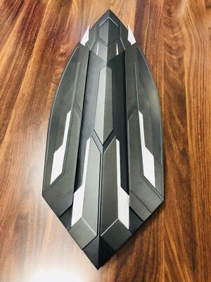 Avengers 3 1:1 Infinity War Captain America Claw Shield Full Metal Props Cosplay 6