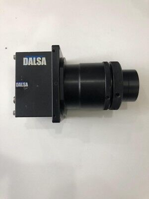 1pcs Used DALSA S3-20-04K40-00-R industrial line camera with lens 3