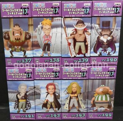ONE PIECE World Collectable Douglas Barret FIGURE STAMPEDE 17 vol.3 WCF