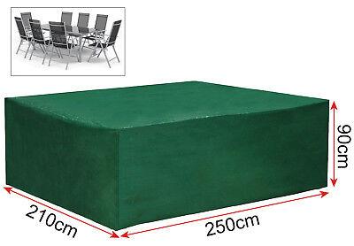 Garten Schutzhülle Möbel Schutzplane Abdeckung Haube Sitzgruppe Sonneninsel #506 11