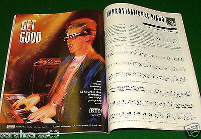 GRATEFUL DEAD, Yamaha CS-80 Ensoniq EPS Tips 1991 KEYBOARD Magazine w- Soundpage