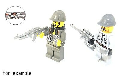 new Black Weapons for LEGO minifigures RusArms Set 15.3 Russian Weapons