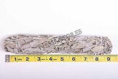 "White Sage Smudge Incense 9"" Bundle (5 pcs) #JC-139 2"