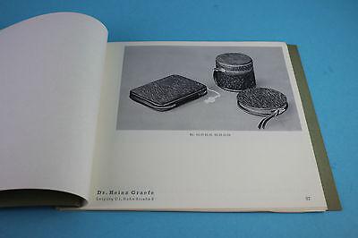 Deutscher Innen Und Aussenhandel Kulturwaren Musterheft Um 1940 Dr: Heinz Gräfe 2