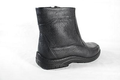 Details zu Jomos Herren Schuhe Stiefel Stiefelette Lammfell Citywalker 308506 35 3031 Leder