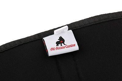 ALL ACCESS CANINE™ Service Dog Emotional Support Animal ESA Vest Harness Bundle 11
