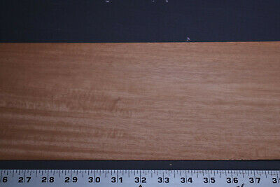 Honduran Mahogany Raw Wood Veneer Sheets 5 x 36 inches 1//42nd            7774-32