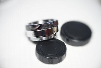 2x Extender Teleconverter  TV-extender C-mount CCTV  TV-lens Machine Vision