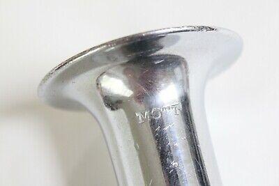 antique faucet tub shower filler spout   mott vtg deco victorian kitchen tub 9