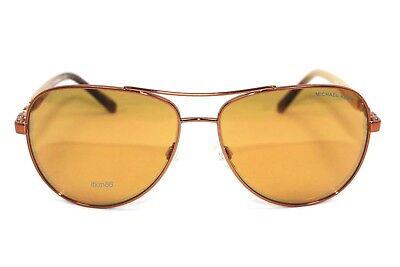 253014a3cb6c ... New MICHAEL KORS SABINA III MK5014-10915N Copper / Orange Flash  Sunglasses 2