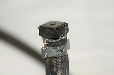 """28.5"""" Vintage Steel Hand Water Pump Steampunk 6"""