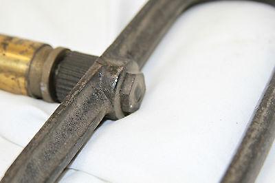 """28.5"""" Vintage Steel Hand Water Pump Steampunk 4"""