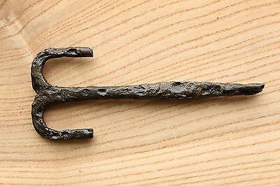 Nice Traditional Viking Kievan Rus Key for Wooden Padlock 9-10 AD 6