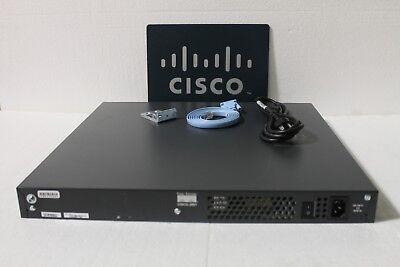 CISCO 2811 Router 768D//256F CME 8.6 CCNA CCNP CCVP CCIE Voice Lab Max Memory