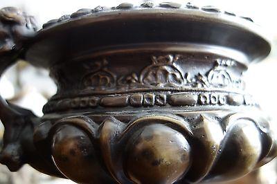 Gothic Bronze Urn 6