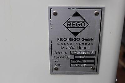 Anschlagmaschien Rego SM 3