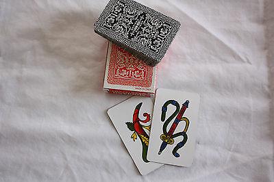 Modiano Napoletane Italian Playing Cards Briscola Carte Italiani Scopa Brand NEW 4