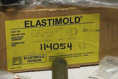 Elastimold 156LR-F-220-C6760 Elbow Connector 156BLR-F-CS624 Amerace 3