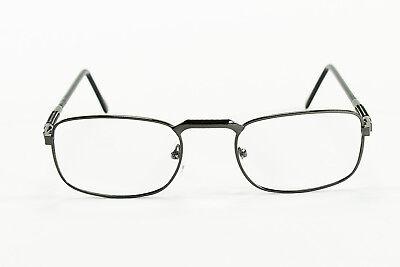 5x Lesebrillen mit Federung SCHWARZ unisex +1,50 Dioptrien Brille NEU Lesebrille 4