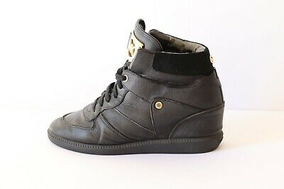 Michael Kors Sneakers In Pelle Tg 40 Scarpe Lether Shoes Original 100% 3