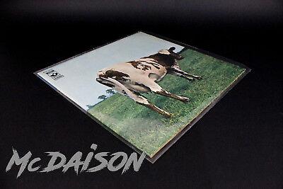 McDAISON - 100 BUSTE LP POLIPROPILENE trasparenti lucide DISCHI vinile 33g 90my 3