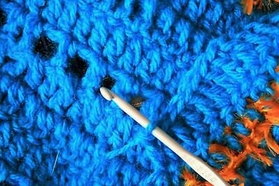 4000 Printable Learn Crochet Patterns-Guides-Books-Afghan Knit Stitch-DVD eBook