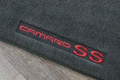 2000 2002 Camaro Ss Slp Front Carpet Floor Mats Ebony Black New Nos Rare 10446 499 95 Picclick