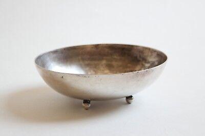 antique bathroom kitchen soap holder | footed soap dish vtg bath deco victorian 3