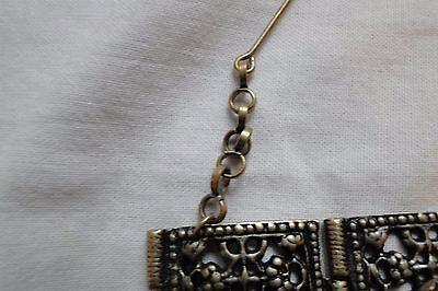 Аntique  Beautiful Ottoman Ethnic Folklore Woman Bracelet 19th century K 6 6