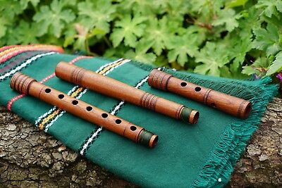 Kaval in C aus Mahagoni Holz * Original Handmade Flöte * direkt vom Workshop