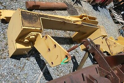 Used Cat 963 crawler dozer rear bumper 3