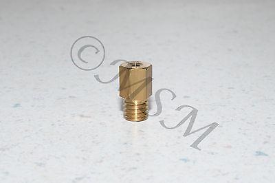 Genuine Mikuni VM TM Carburetor Large Hex 4//042 Size 115 Main Jet VM4//042//115