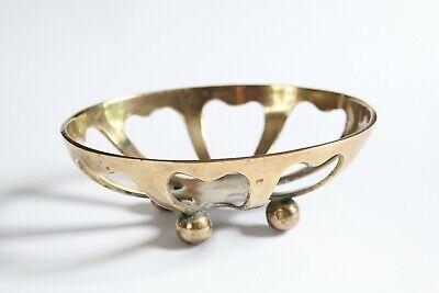 antique brass soap holder dish tray | deco victorian soap dish holder tray 4