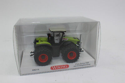 Wiking 36398 Claas Xerion 5000 mit Zwillingsbereifung
