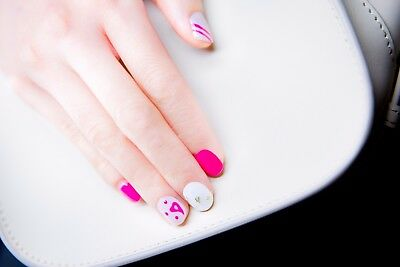 HMD Soak Off Premium shine UV LED Gel Nails Polish color #001-047 Canada150