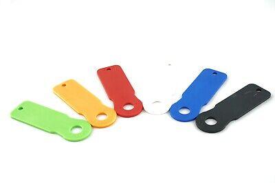 1 Sofort abziehbar Einkaufswagenchips Chip für Einkaufswagen Gadget BASIC