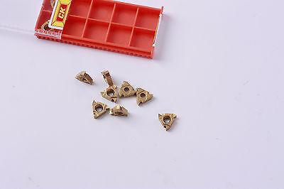 US- 10pcs 16ERAG60 1020 16ER 3/8 AG60 Threaded turning inserts CNC TOOL Carbide