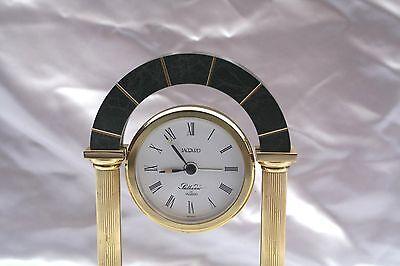 Magnificent French Quartz Jagard Alarm Table Clock 2