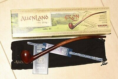 VAUEN AUENLAND CLODO SMOOTH CHURCHWARDEN PIPE FREE SHIPPING !! NEW in BOX