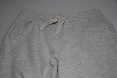 Next girls grey tracksuit bottoms - 8 years 3