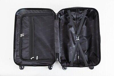 24 inch 65L Medium size Luggage Trolley Travel Bag 4 Wheels TSA lock hard case 11