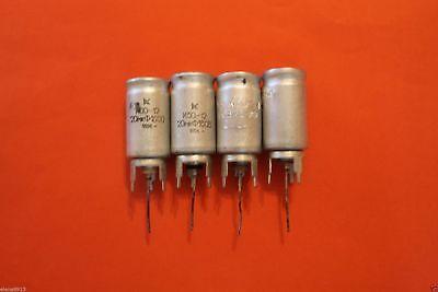 Capacitor oxide electrolytic K50-16 10V 50uF USSR Lot of 20 pcs