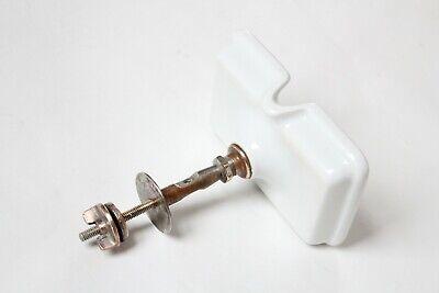 antique sink soap holder dish tray | porcelain soap dish victorian bathroom vtg 8