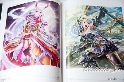Azazel Shingeki no Bahamut HD Print Anime Wall Poster Scroll Room Decor