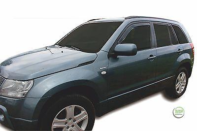 Windabweiser für Suzuki Grand Vitara 2 JT 2005-2015 Geländewagen SUV 5türer vorn