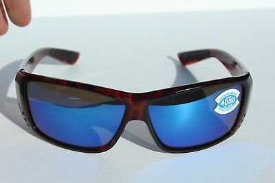 daa7df8e511 ... COSTA DEL MAR Cat Cay POLARIZED Sunglasses Tortoise Blue Mirror 400G  NEW 3