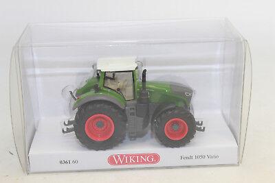 OVP NEU Wiking H0 1//87 036160 Traktor Ackerschlepper Fendt 1050 Vario
