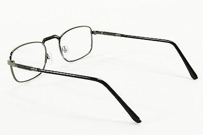 5x Lesebrillen mit Federung SCHWARZ unisex +1,50 Dioptrien Brille NEU Lesebrille 7
